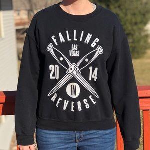 Falling in Reverse Crewneck